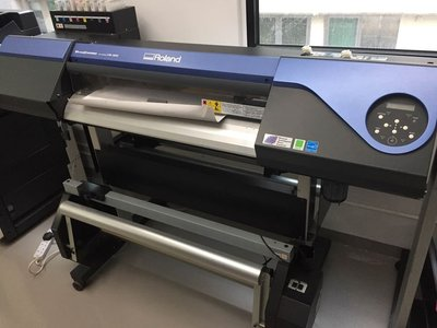 Roland VersaCAMM VS-300 Print & Cut Machine