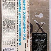 2DVD/ Dream Theater - Score 20週年紀念世界巡迴演唱會實況 二手歐版 華納音樂