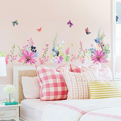 千夢貨鋪-客廳臥室墻面裝飾墻貼畫溫馨墻...