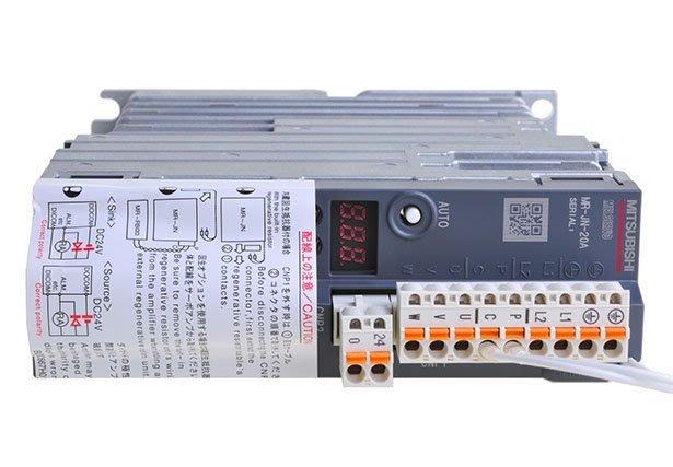 【KC.PLC_FA 】三菱 MITSUBISHI 伺服驅動器 MR-JN-20A