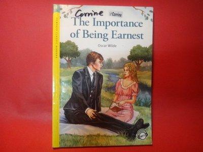 【愛悅二手書坊 15-27】The Importance of Being Earnest  (塗鴉/破損)