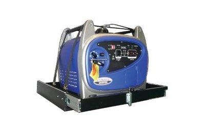 DJD19042357 露營車用配件 發電機滑軌托架 國外預定進口品 依當月報價為主