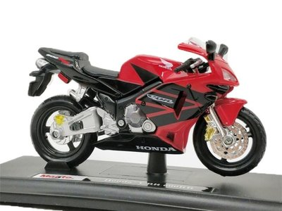 【本田摩托車模型】Honda CBR 600RR 重型機車模型 Maisto 美馳圖 1/ 18精品車模 雲林縣