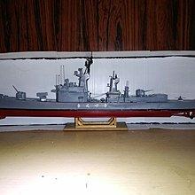日本165驅逐艦摇控剛完成品連摇控+2枚电池可即玩。行高速双摩打葉,附裝前,中,後LED 燈,约時地点交收。
