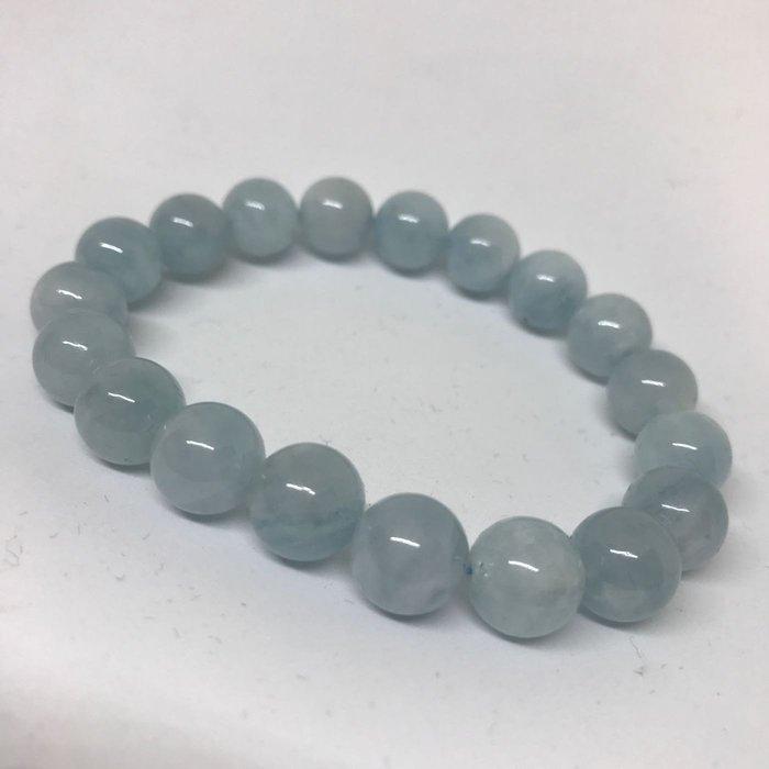 海藍寶手珠 10mm