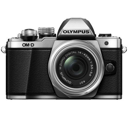 【eWhat億華】Olympus OM-D E-M10 Mark III 搭 14-42mm EZ KIT 平輸 繁中 EM10III EM10M3 銀色【2】