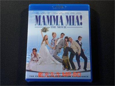 [藍光BD] - 媽媽咪呀 Mamma Mia ( 台灣正版 )