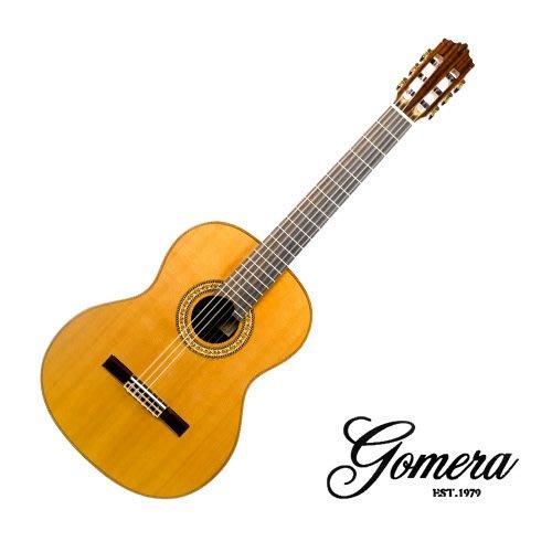 Gomera GC-08C 紅松面單 39吋 古典吉他 - 【他,在旅行】