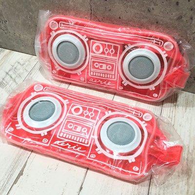 Maple麋鹿小舖 美國AE購買 * 海灘風果凍色系 攜帶式包包喇叭 * ( 現貨 )