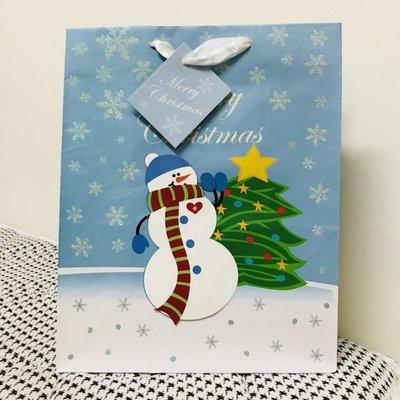 美國帶回 立體 造型 雪人 獅子 點點 小花 送禮 禮品袋 紙袋 禮盒袋 購物袋 手提袋 包裝袋 送禮袋 禮物 包裝