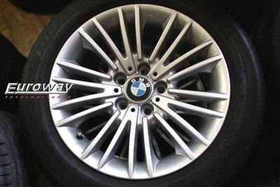 優路威 BMW 原廠17吋鋁圈E36 E46 F10 F11 F30 F31 E61 E90 E92 X1 T5