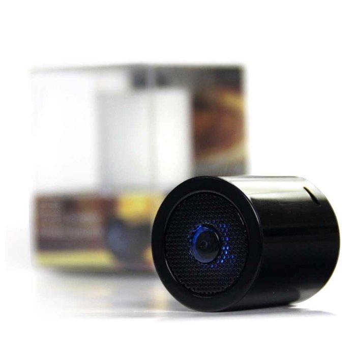 【MOGICS】IPX6 高音質藍牙防水喇叭 藍牙音箱 音響 (內建麥克風)-黑色