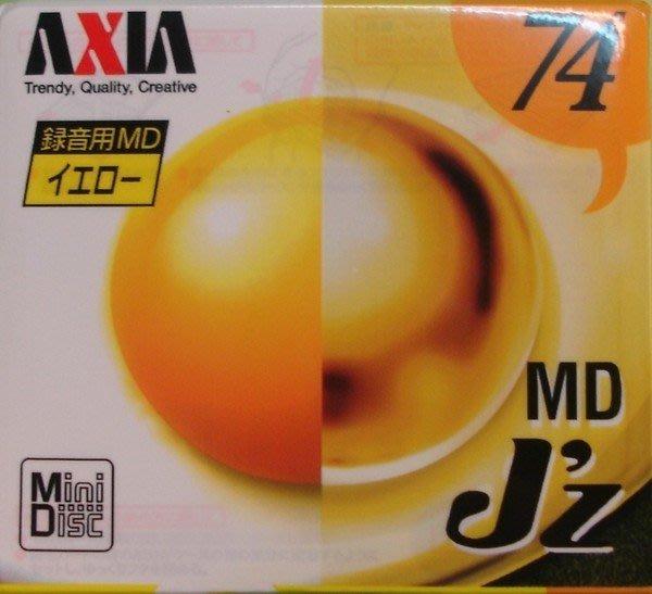 ~P-sha~毘社 *限量版*AXIA MD空白片【MDJZ74Y(74分單片)】