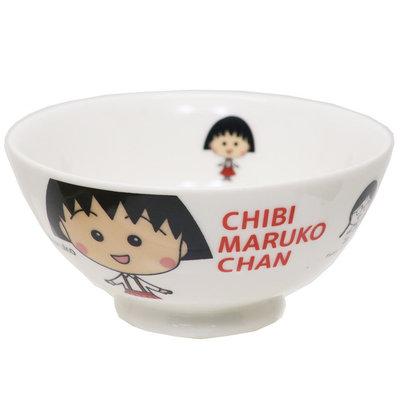 預購」日本直送/日本櫻桃小丸子陶瓷碗