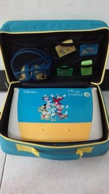寰宇迪士尼美語 Mickey LeapPad (新款圓弧型)米奇互動學習有聲電子書 fun and games 附耳機