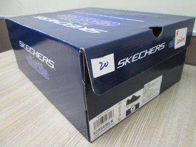Skechers air cooled #9 (20/$2020) 深藍色空鞋盒 (表面有壓痕)