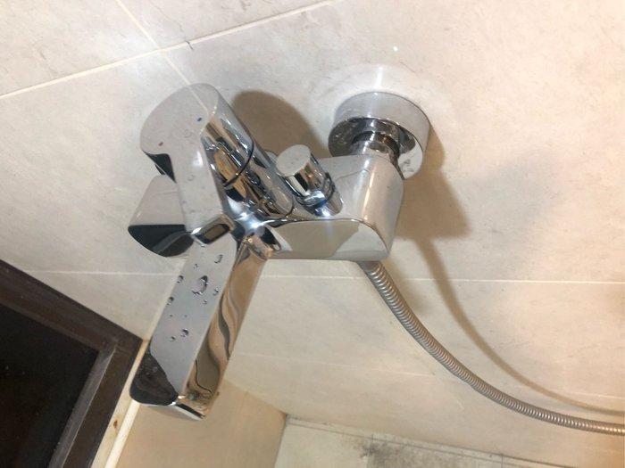 FUO衛浴:浴缸龍頭(含花灑,軟管)
