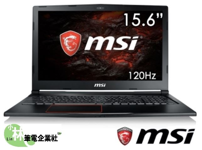 台北 分期0利率 現金更便宜 MSI GE63VR-7RF-201TW i7 GTX1070 8GB 微星 GE63VR