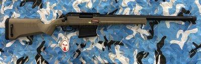 [雷鋒玩具模型]-ARES AMOEBA AS01-UG 手拉空氣槍(沙) (瓦斯  BB彈 狙擊槍 紅外線 矽油)