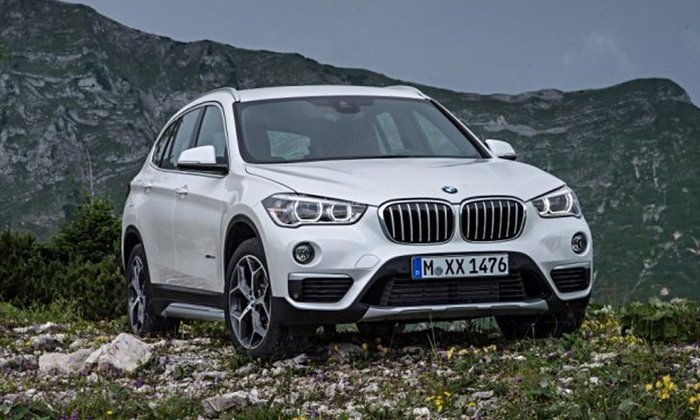 【樂駒】 BMW 原廠 F48 X1 升級 原廠  X-Line 風格 套件 外觀 精品