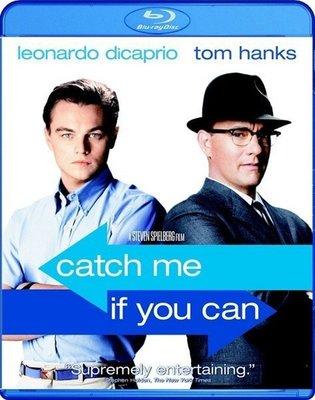 【藍光電影】神鬼交鋒 / 貓鼠遊戲 / Catch Me If You Can (2002)