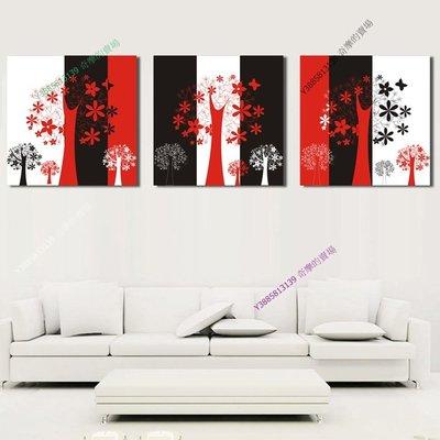 【30*30cm】【厚1.2cm】抽象-無框畫裝飾畫版畫客廳簡約家居餐廳臥室牆壁【280101_276】(1套價格)