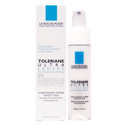 理膚寶水 多容安極效舒緩修護精華乳-清爽型40ml