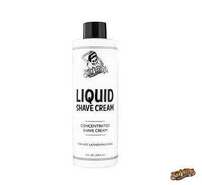 GOODFORIT/ 加州 Suavecito Liquid Shave Cream 熱泡沫機專用濃縮刮鬍膏