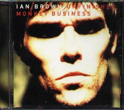 八八 - Ian Brown - Unfinished Monkey Business - NEW