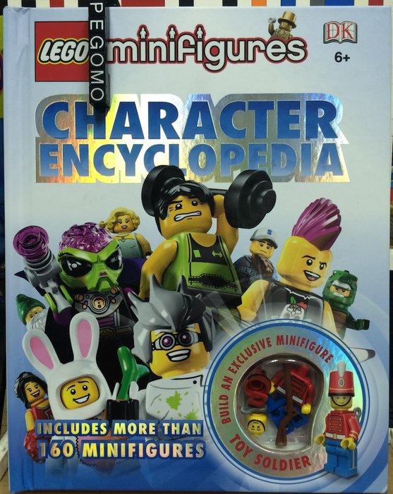 【痞哥毛】LEGO 人偶 工具書  Character Encyclopedia Toy Soldier  士兵 全新