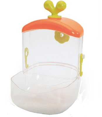 愛思沛 胡蘿蔔造型飼料槽 兔子用餵食容器