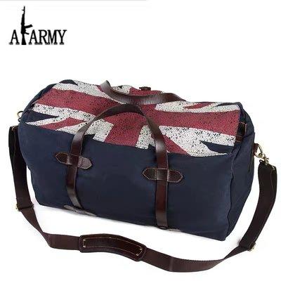 英國國旗 海軍藍  FILSON 220 同尺寸  重磅帆布 真皮 旅行袋  健身袋 最後一個出清價