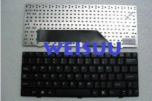 {偉斯科技}MSI U110 U120 U10 U115 U123 適用鍵盤