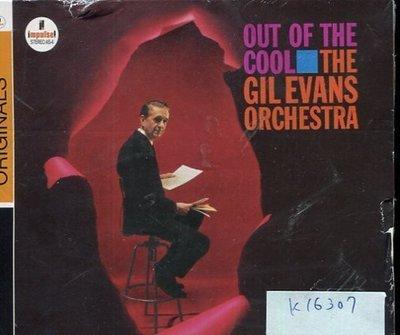 *真音樂* GIL EVANS / OUT OF THE COOL 全新 K16307