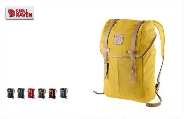 WaShiDa【KN24204】FJALLRAVEN ×  G1000 材質 經典 復古 設計 後背包 (小) - 現貨