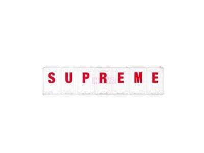 【希望商店】Supreme Weekday Pillboy 2015 藥盒