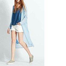 IROO 專櫃柔棉痳細肩上衣                        低價799