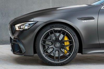 ✽顯閣商行✽Benz 德國原廠 X290 AMG GT 4-door 21吋 鍛造輕量化鋁圈 輪圈 改裝 63S 53