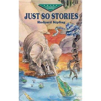 按需印刷Just So Stories (Dover Children's Evergreen Classics)@yi88378