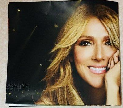 席琳狄翁Celine Dion 最愛亞洲巡演 The Best So Far 2018 Tour Edition折頁海報