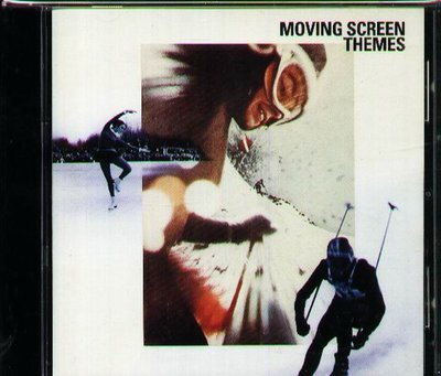 八八 - BEST SELECT LIBRARY MOVING SCREEN THEMES - 日版 CD