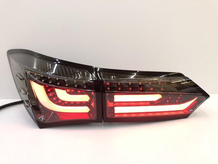 炬霸科技 車燈 ALTIS LED 導光 尾燈 後燈 跑馬 流光 方向燈 11代 卡羅拉 14 15 16 17 豐田