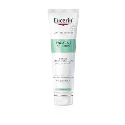Eucerin Proacne Cleansing Foam 新品 控油、抑痘(適用異位性膚質)洗顏霜150g