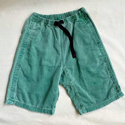 美國製造 90s Gramicci Climbing shorts 戶外運動 短褲 後染純棉布料 古著 vintage
