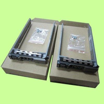 5Cgo【權宇】DELL 2.5吋 SAS 硬碟拖架 TRAY R410/1950/2950/R610/R710 三個組