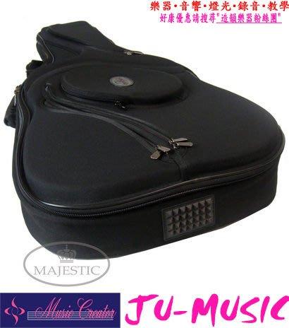 造韻樂器音響- JU-MUSIC - Majestic 硬式泡殼 可隠藏肩帶 電吉他袋 超強保護 購買前請詢問