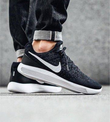 【Dr.Shoes 】現貨Nike LunarEpic Low Flyknit 2男鞋黑白 慢跑鞋863779-001 桃園市