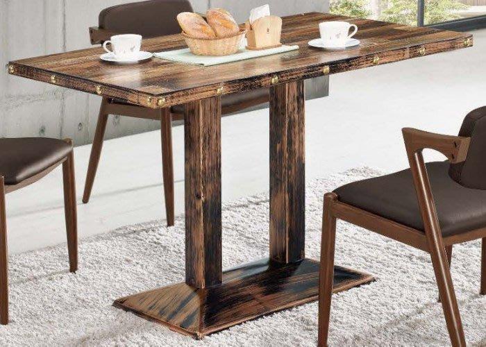 【DH】商品編號G994-2商品名稱安里4尺休閒桌(圖一)居家/休閒/工商洽談桌/營業用。多方位使用。主要地區免運費
