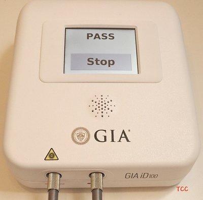 (TCC珠寶) 本賣場不惜成本引進 美國GIA iD100 天然/合成鑽石檢測機 與 Thermo XL2 貴金屬檢測儀