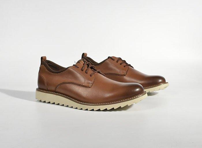 陽光角落~US10 - us11 us12 US13 真皮 咖啡 擦色色男生大尺碼皮鞋真皮牛皮 休閒鞋